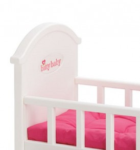American-Girl-Bitty-Baby-White-Crib-for-Dolls-0