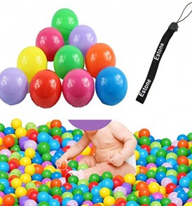 Estone-100pcs-Colorful-Ball-Fun-Ball-Soft-Plastic-Ocean-Ball-Baby-Kid-Toy-Swim-Pit-Toy-0