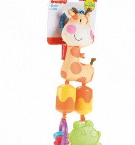Fisher-Price-Discover-n-Grow-Stroller-Chime-Giraffe-0