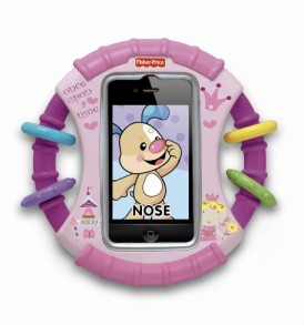 Fisher-Price-Laugh-Learn-Case-for-iPhone-iPod-Touch-Devices-Pink-0