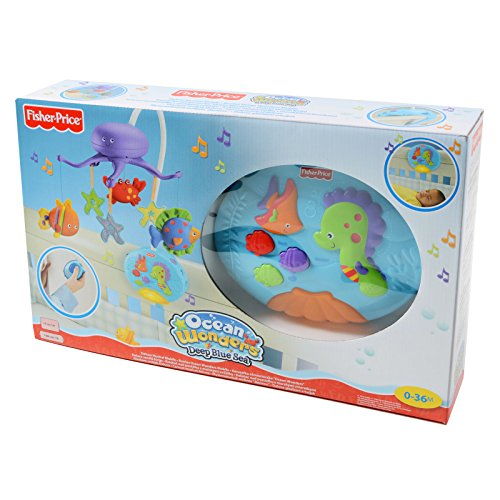 Fisher-Price-Ocean-Wonders-Deep-Blue-Sea-Mobile-Fisher-Price-Crib-Mobiles-Remote-Control-0