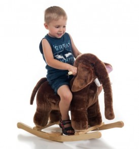Happy-Trails-Plush-Rocking-Mo-Mammoth-With-Sounds-Brown-0