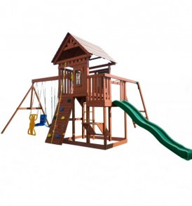 Swing-N-Slide-Glenbrook-Wood-Complete-Play-Set-0