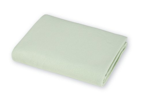 American-Baby-Company-100-Cotton-Value-Jersey-Knit-Bassinet-Sheet-Celery-0