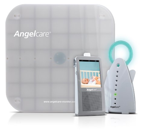 Angelcare-Video-Movement-and-Sound-Monitor-Graywhite-0