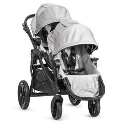 Baby-Jogger-2014-City-Select-Stroller-WITH-Second-Seat-Silver-0