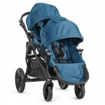 Baby-Jogger-2014-City-Select-Stroller-WITH-Second-Seat-Teal-0