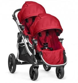 Baby-Jogger-2014-City-Select-Stroller-w2nd-Seat-Ruby-0