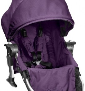 Baby-Jogger-City-Select-Silver-Frame-Second-Seat-Kit-Amethyst-0