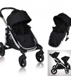 Baby-Jogger-City-Select-Stroller-with-2nd-Seat-Onyx-0