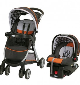 Graco-FastAction-Fold-Click-Connect-Travel-System-in-Rollins-Baby-Stroller-and-Car-Seat-0