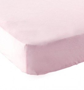 Luvable-Friends-Fitted-Bassinet-Sheet-Pink-0