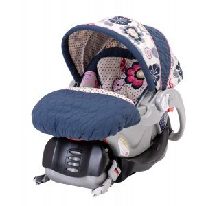 Baby-Trend-Flex-Lock-Infant-Car-Seat-Chloe-0