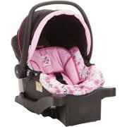 Disney-Comfy-Carry-Elite-Plus-Infant-Car-Seat-Floral-Minnie-Mouse-0