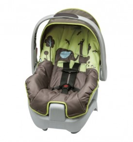 Evenflo-Nurture-Infant-Car-Seat-Animal-Friends-0
