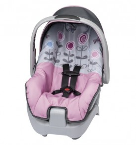 Evenflo-Nurture-Infant-Car-Seat-Button-Floral-0