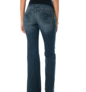 Motherhood-Indigo-Blue-Secret-Fit-Bellyr-Signature-Pocket-Boot-Cut-Maternity-Jeans-0