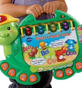 VTech-Touch-and-Teach-Turtle-0
