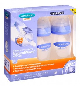 Lansinoh-mOmma-Bottle-with-NaturalWave-Nipple-8-Ounce-3-Count-0