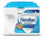 Similac-Advance-Infant-Formula-with-Iron-Stage-1-Powder-232-Ounces-Pack-of-6-Packaging-May-Vary-0