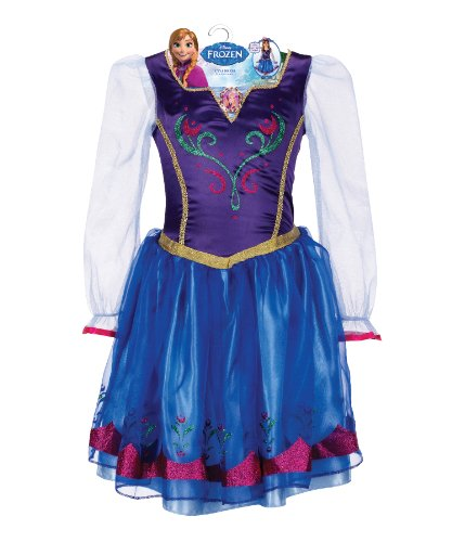 Disney-Frozen-Enchanting-Dress-Anna-0