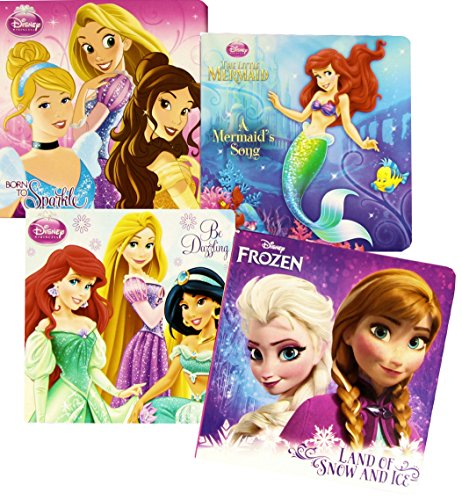 Disney-Frozen-Princess-Board-Book-Set-0