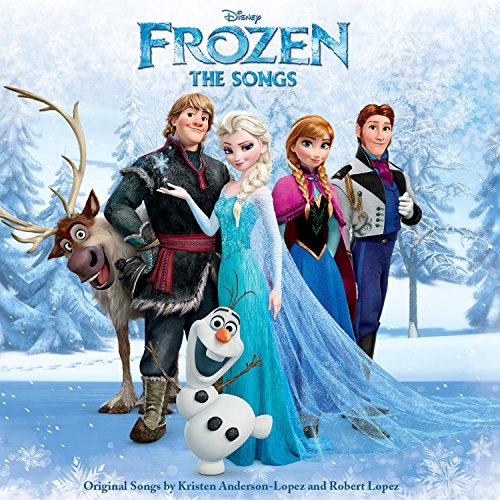Frozen-The-Songs-0