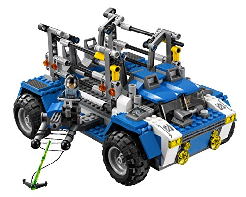 LEGO-Jurassic-World-T-Rex-Tracker-75918-Building-Kit-0-3
