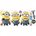 Roommates-Rmk2081Gm-Despicable-Me-2-Minions-Giant-Peel-And-Stick-Giant-Wall-Decals-0-0
