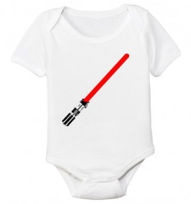 Light-Saber-Organic-Baby-Bodysuit-3-6M-Red-Saber-0
