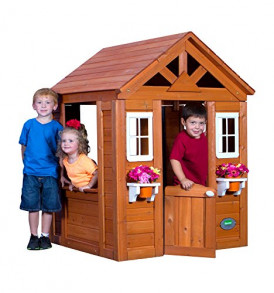 Backyard-Discovery-Timberlake-All-Cedar-Wood-Playhouse-0