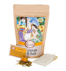 Birth-Song-Botanicals-Postpartum-Healing-Herb-Sitz-Bath-and-Soak-for-Soothing-Recovery-or-Hemorrhoids-Relief-8-oz-0