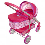 Chicco-Deluxe-Pram-for-Baby-Dolls-Pink-Amazon-Exclusive-0-0