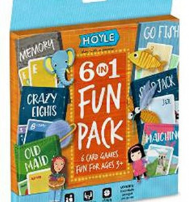 Hoyle-6-In-1-Fun-Pack-Kids-Playing-Cards-Games-Go-Fish-Crazy-8s-Old-Maid-Slapjack-0