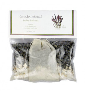 Lavender-Oatmeal-Bath-Tea-with-Sample-Soap-Relaxing-All-Natural-Herbal-Tub-Tea-3-packs-to-Heal-Soothe-Soak-and-Recover-0