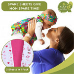 MY-Fitted-Crib-Sheets-3-Pack-Girls-52x28x9-in-0-4