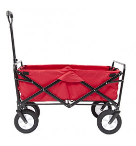 Mac-Sports-Collapsible-Folding-Outdoor-Utility-Wagon-Red-0
