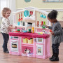 Step2-488399-Fun-with-Friends-Kids-Play-Kitchen-Large-Pink-0-0