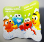 2-Set-of-Baby-Toddler-Beginnings-Board-Books-Sesame-Street-Set--Mickey-Mouse-and-Friends-Set-Total-8-Books-by-Bendon-0-0