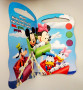 2-Set-of-Baby-Toddler-Beginnings-Board-Books-Sesame-Street-Set--Mickey-Mouse-and-Friends-Set-Total-8-Books-by-Bendon-0-3