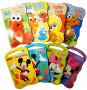 2-Set-of-Baby-Toddler-Beginnings-Board-Books-Sesame-Street-Set--Mickey-Mouse-and-Friends-Set-Total-8-Books-by-Bendon-0