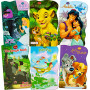 Disney-Baby-Toddler-Beginnings-Board-Books-Super-Set-Set-of-6-Toddler-Books-Aladdin-the-Aristocats-Peter-Pan-the-Jungle-Book-Lady-and-the-Tramp-and-Alice-in-Wonderland-0