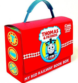 Thomas-and-Friends-My-Red-Railway-Book-Box-Bright-Early-Board-Books-0