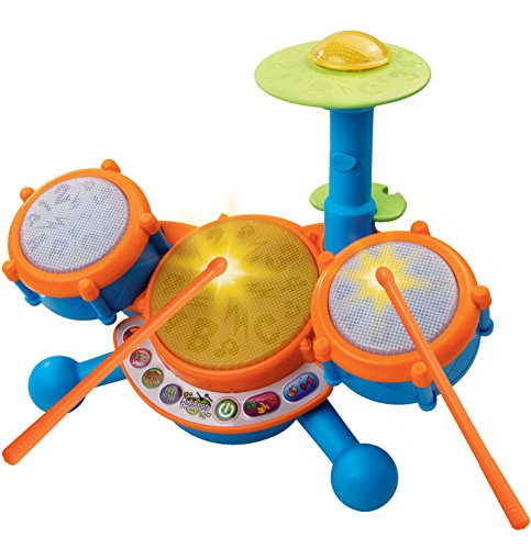 VTech-KidiBeats-Drum-Set-Frustration-Free-Packaging-0-0